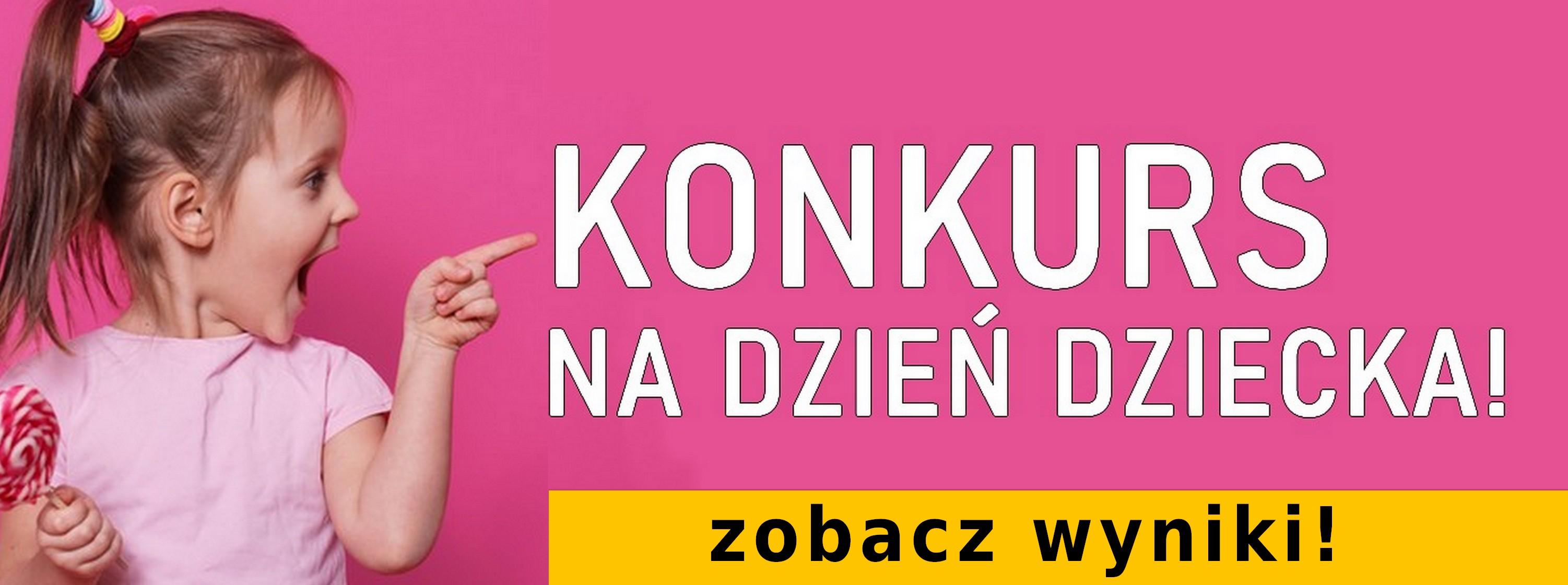 Konkurs dzień dziecka Głubczyce
