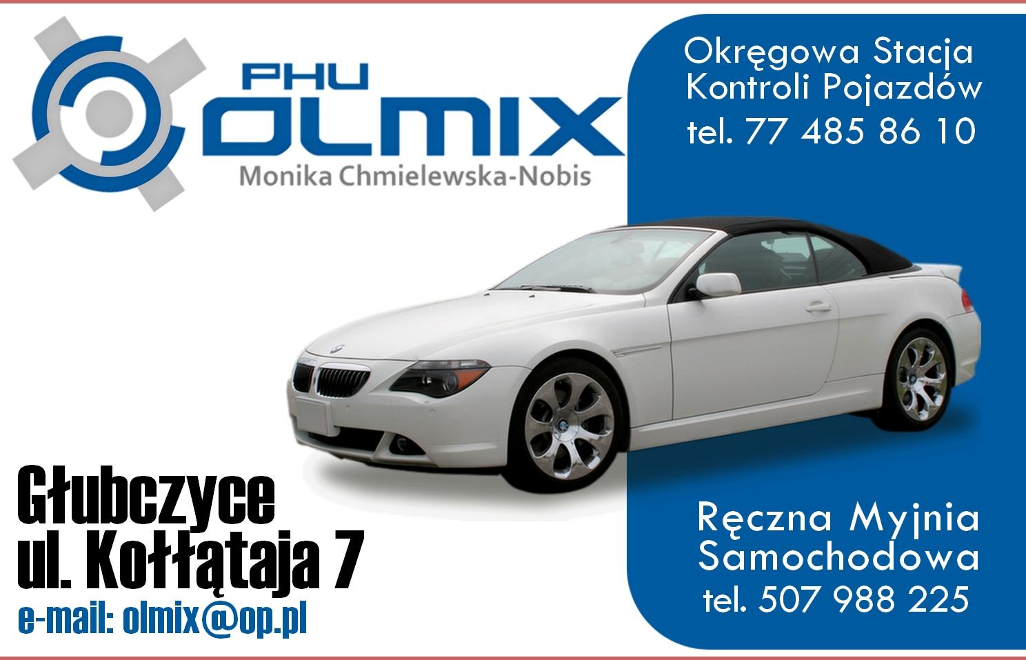 olmix Głubczyce Chmielewska-Nobis