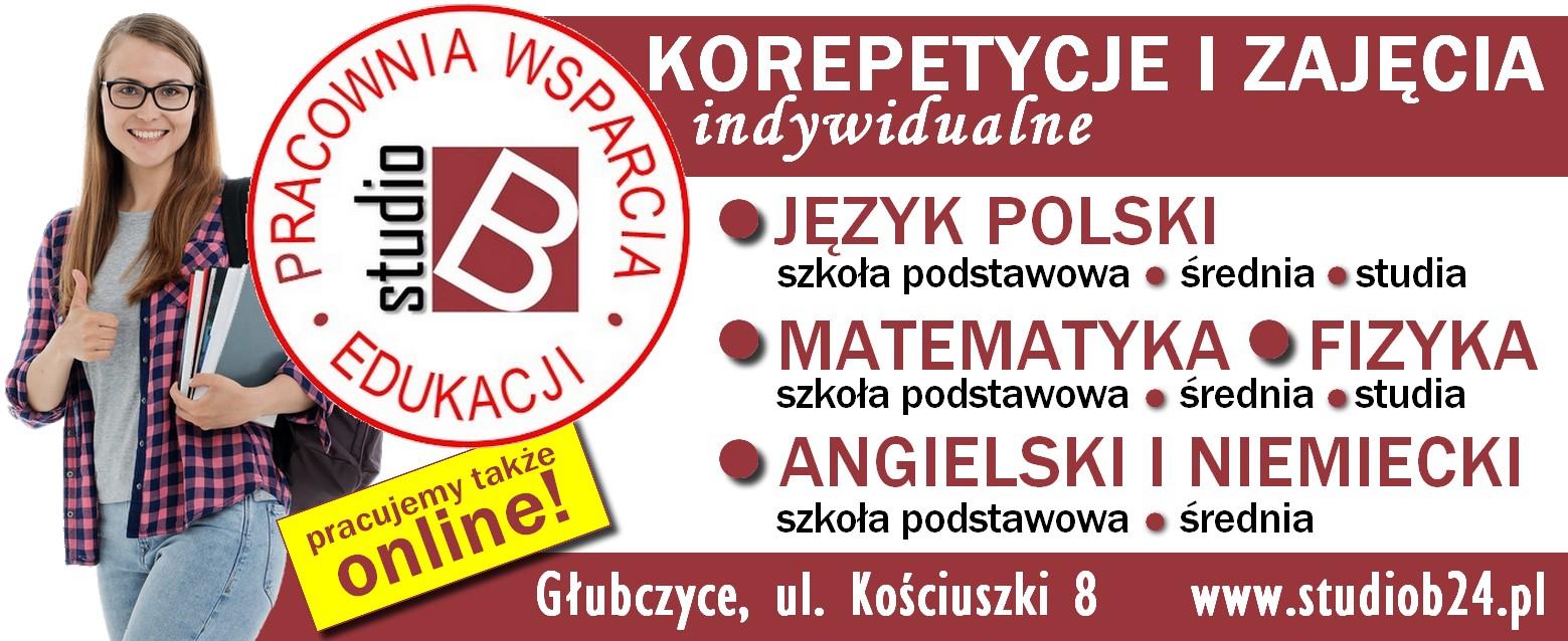 Korepetycje Głubczyce